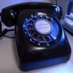 ひかり電話で黒電話を使おう