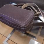 土屋鞄 トーンオイルヌメ ボディーポシェットのレビュー